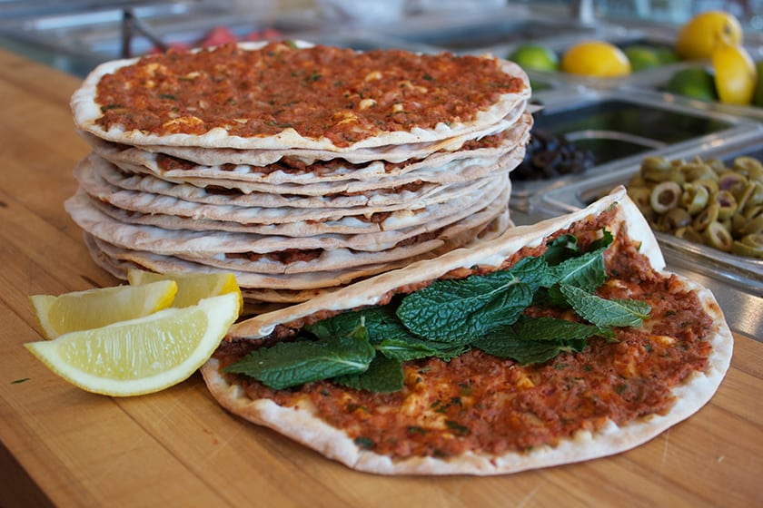 The Original Mamajoun & Papajoun | Best Armenian Pizza in Toronto
